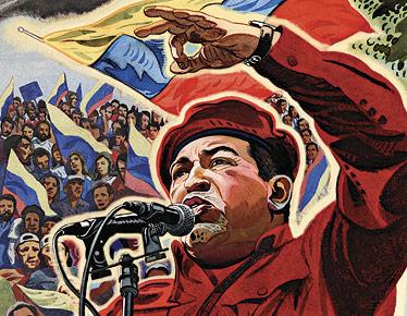 Chávez y sus manipulaciones
